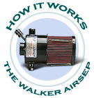 How it Works! The Walker Airsep