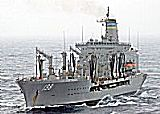 MILITARY SEALIFT, Supply Ships