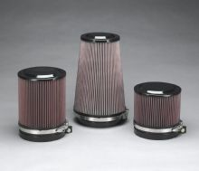 Everquiet  (MAN) Air Filter/High Performance Silencer