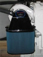 Everquiet (CUMMINS M11) Air Filter Silencer Installation