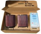 #Walker Replacement Filters & Support Dimensions